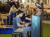 Pianovers Meetup #124, Jeremy Foo performing