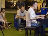 Pianovers Meetup #123, Chris Khoo performing