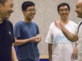 Pianovers Meetup #123, Gavin Koh, Jeremy Foo, Chris Khoo, Nikolaos Smyrnakis