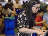 Pianovers Meetup #126, Hoang Thanh (Vivian) performing for us