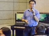 Pianovers Meetup #126, Chris Khoo sharing with us