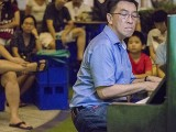 Pianovers Meetup #126, Chris Khoo performing