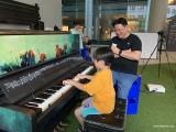 Pianovers Meetup #127, Brandon Yeo, and Teo Gee Yong