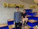 Pianovers Meetup #127, Wang Jiaxin, and Tey Aik Han