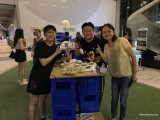 Pianovers Meetup #127, Pek Siew Tin, Teo Gee Yong, and Audrey Cheong