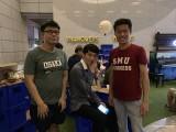 Pianovers Meetup #127, Jeremy Chan, Wang Jiaxin, and Pianover