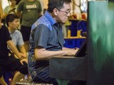 Pianovers Meetup #127, Chris Khoo performing