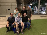 Pianovers Meetup #127, Chris Khoo, Lim Ee Fong, Yu Teik Lee, Teo Gee Yong, Sng Yong Meng, and Brian