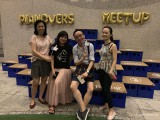 Pianovers Meetup #127, Chung May Ling, Tan Chia Huee, Yu Teik Lee and Carin Chan