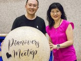 Pianovers Meetup #127, Sng Yong Meng, and Susie Phua