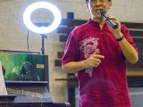 Pianovers Meetup #128 (NDP Themed), Chris Khoo sharing with us