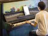 Pianovers Meetup #129, Pek Siew Tin performing