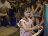 Pianovers Meetup #129, Chia I-Wen performing