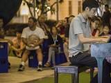 Pianovers Meetup #129, Jonathan Lam performing