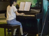 Pianovers Meetup #129, Lai Si Zhu performing for us