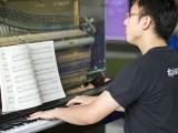 Pianovers Meetup #130, Hiro playing
