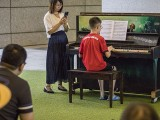 Pianovers Meetup #130, Yikai performing for us