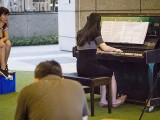 Pianovers Meetup #130, Hoang Thanh (Vivian) performing for us