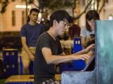Pianovers Meetup #130, Wang Jiaxin performing