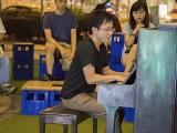 Pianovers Meetup #130, Hiro performing