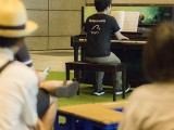 Pianovers Meetup #130, Hiro performing for us