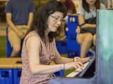 Pianovers Meetup #130, Susie Phua performing