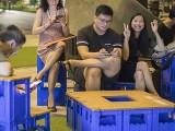 Pianovers Meetup #130, Gavin Koh, Susie Phua, Tey Aik Han, and Hoang Thanh (Vivian)