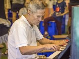 Pianovers Meetup #131 (Mid-Autumn Themed), Albert Chan playing