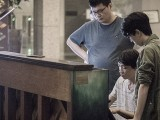 Pianovers Meetup #131 (Mid-Autumn Themed), Tey Aik Han, Wang Jiaxin, and his friend