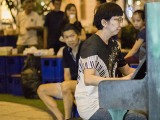 Pianovers Meetup #131 (Mid-Autumn Themed), Pek Siew Tin performing