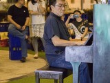 Pianovers Meetup #131 (Mid-Autumn Themed), Chris Khoo performing
