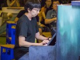 Pianovers Meetup #133, Pek Siew Tin performing