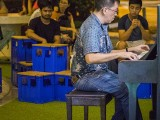 Pianovers Meetup #133, Chris Khoo performing