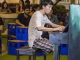 Pianovers Meetup #133, Wang Jiaxin performing