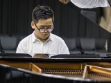 Pianovers Talents 2019, Xavier Hui playing