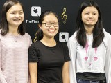 Pianovers Talents 2019, Erika Iishiba, and cousins