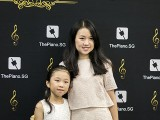 Pianovers Talents 2019, Jacquelyn Li Jiaxuan, and her mother