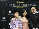Pianovers Talents 2019, Xavier Hui, April Wong, and his brother
