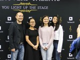 Pianovers Talents 2019, Sng Yong  Meng, Erika Iishiba, and cousins
