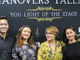 Pianovers Talents 2019, Tania Maimun Bte Iskandar, and Tiara Maimun Bte Iskandar, and their parents