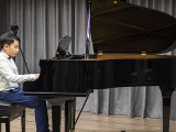 Pianovers Talents 2019, Lucas Cheong performing