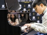 Pianovers Talents 2019, Lucas Cheong performing for us