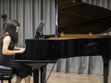 Pianovers Talents 2019, Chloe Poh Pei Xuan performing