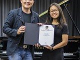 Pianovers Talents 2019, Sng Yong Meng, and Erika Iishiba
