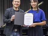 Pianovers Talents 2019, Sng Yong Meng, and Cheong Chi Yun Estene