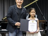 Pianovers Talents 2019, Sng Yong Meng, and Claira Poh Wen Xuan