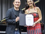 Pianovers Talents 2019, Sng Yong Meng, and Delaram Abedi