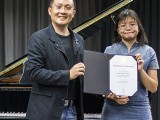 Pianovers Talents 2019, Sng Yong Meng, and Wong Jing Yi Valerie
