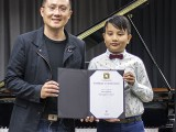 Pianovers Talents 2019, Sng Yong Meng, and Lucas Cheong