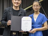 Pianovers Talents 2019, Sng Yong Meng, and Lai Si Zhu